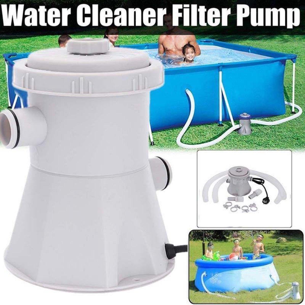TBG 220V Elektrische Zwembad Filter Pomp Zwembad Pomp En Filter Kit, Zwembad Pomp, Peuterbad Pomp Water