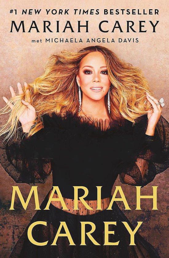Omslag van Mariah Carey