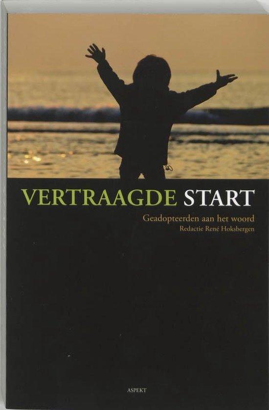 Cover van het boek 'Vertraagde Start'