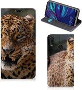 Huawei Y7 hoesje Y7 Pro (2019) Hoesje maken Luipaard