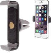 GadgetBay Universele autohouder ventilatierooster telefoonhouder - Zwart