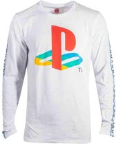 Playstation Longsleeve shirt -L- Taping Wit