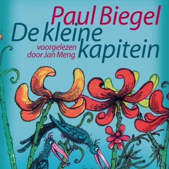 De kleine kapitein - Paul Biegel  