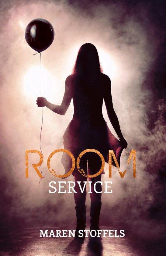 Boek cover Room Service van Maren Stoffels (Paperback)