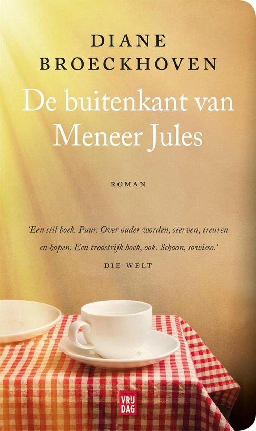 De buitenkant van meneer Jules - Diane Broeckhoven | Readingchampions.org.uk