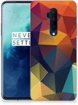 TPU Hoesje OnePlus 7T Pro Polygon Color