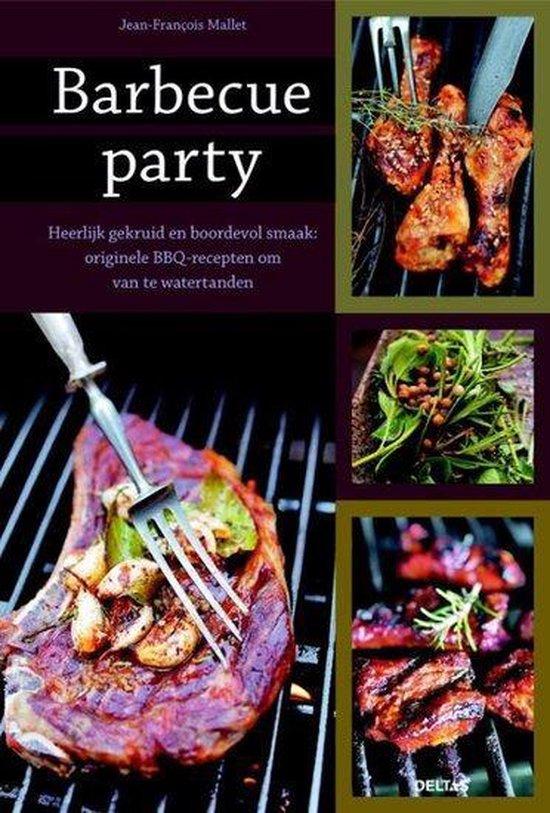Barbecue Party - Jean-François Mallet pdf epub