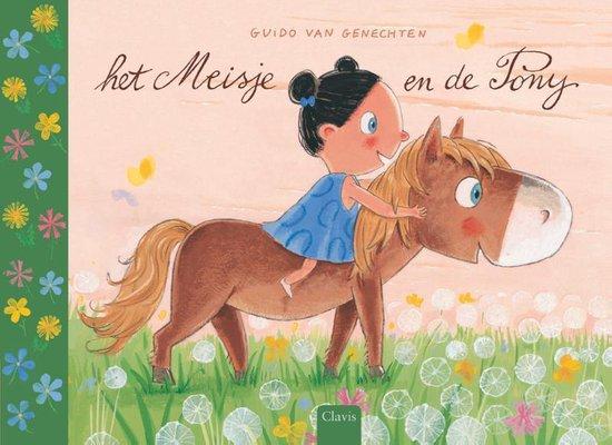 Het meisje en de pony - Guido van Genechten   Readingchampions.org.uk