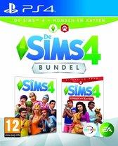 Afbeelding van Sims 4 + Honden en Katten Expansion Pack - PS4