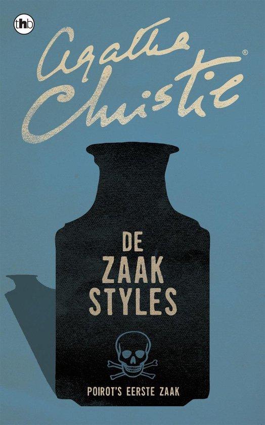 Poirot 1 - De zaak Styles - Agatha Christie  