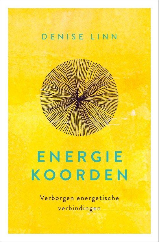 Boek cover Energiekoorden van Denise Linn (Onbekend)
