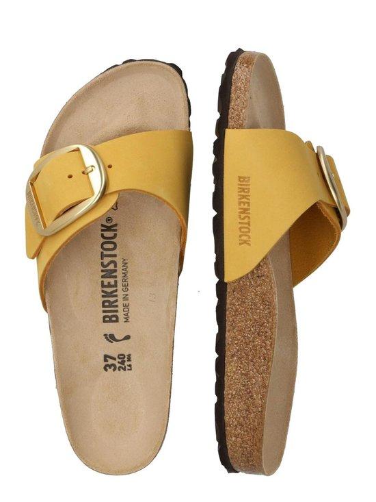 Birkenstock Madrid Buckle slippers geel - Maat 36 KmdUntzO