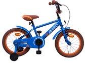 Amigo Sports - Kinderfiets 16 Inch - Jongens - Blauw