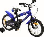 2Cycle MX Kinderfiets - 14 inch - Blauw