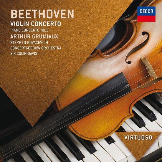 Piano Concerto No.3 / Violin Concerto (Virtuoso)