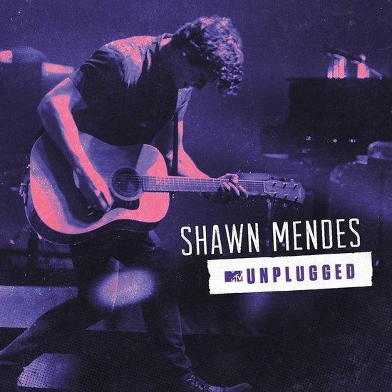 CD cover van Mtv Unplugged (Live) van Shawn Mendes
