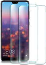 2 Pack - Huawei P20 Pro Screenprotector / Beschermglas GlazenTempered Glass