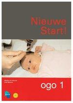 Boek cover Nieuwe Start! Participatie  -  Nieuwe Start! OGO Deel 1 van Ncb