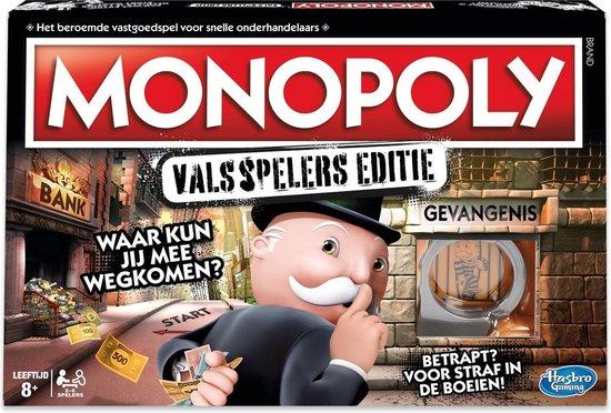 Afbeelding van Monopoly Valsspelers Editie - Bordspel speelgoed