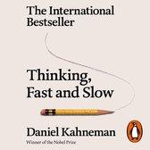 Boek cover Thinking, Fast and Slow van Daniel Kahneman (Onbekend)