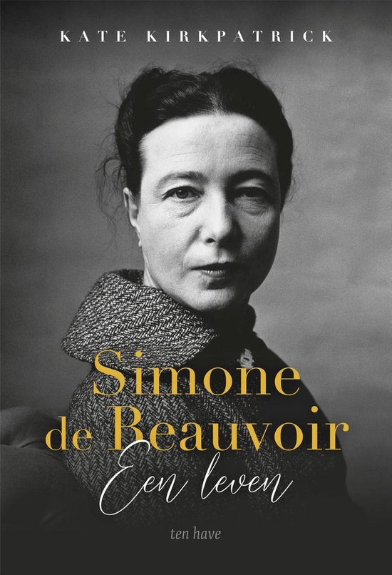 Boek cover Simone de Beauvoir van Kate Kirkpatrick (Onbekend)