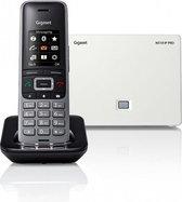 Gigaset N510 en S650H - Single DECT en basisstation - Wit