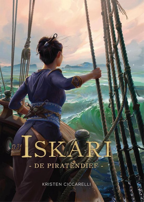 Iskari 3 - De piratendief - Kristen Ciccarelli |