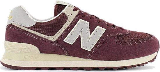 consonante ilegal Pagar tributo  bol.com | New Balance - Heren Sneakers ML574VLB - Rood - Maat 44