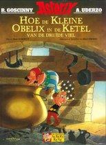 Boek cover Asterix special 01. hoe de kleine obelix in de ketel van de druide viel van Albert Uderzo