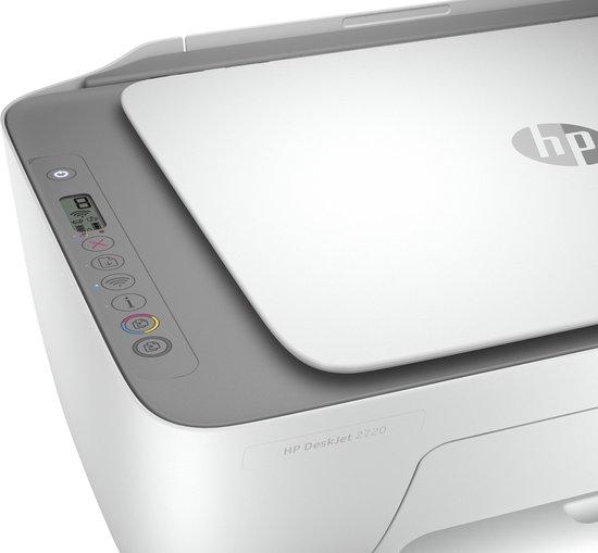 HP DeskJet 2720 - All-in-One Printer