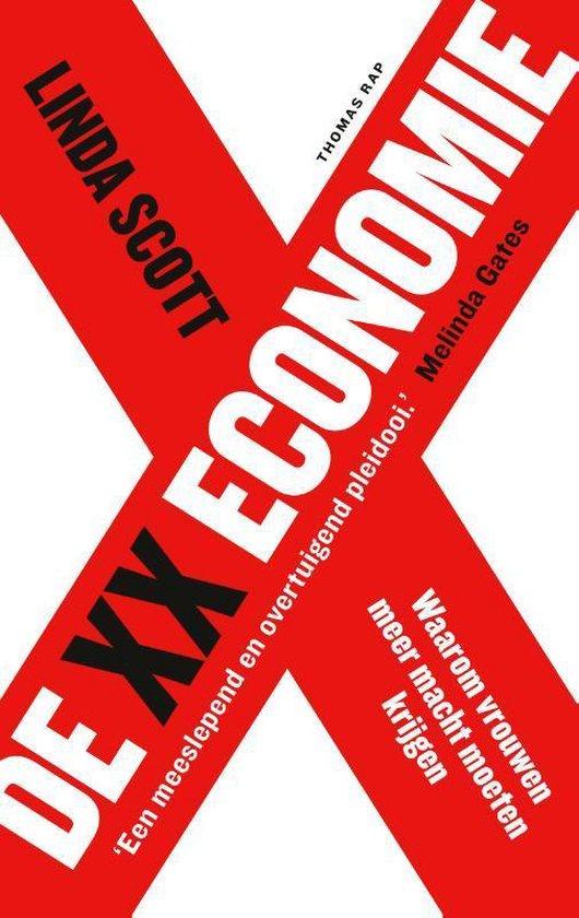 Boek cover De xx-economie van Linda Scott (Paperback)