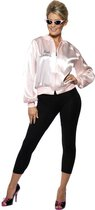 Grease Pink lady jasje - jaren 50 kostuum - maat 36/38 (S)