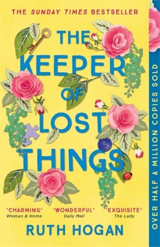Boek cover The Keeper of Lost Things van Ruth Hogan (Paperback)