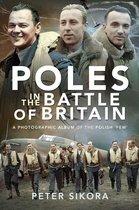 Boek cover Poles in the Battle of Britain van Peter Sikora