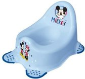 Keeeper Mickey Mouse Baby potje - blauw