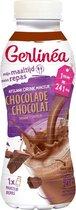 8x Gerlinea Drinkmaaltijd Chocolade 236 ml