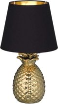 Tafellamp Reality Pineapple - Goud