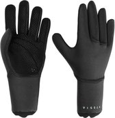 Vissla Seven Seas 5 Finger Glove 3mm Black