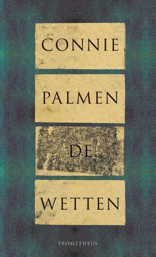 Boek cover De wetten van Connie Palmen (Paperback)