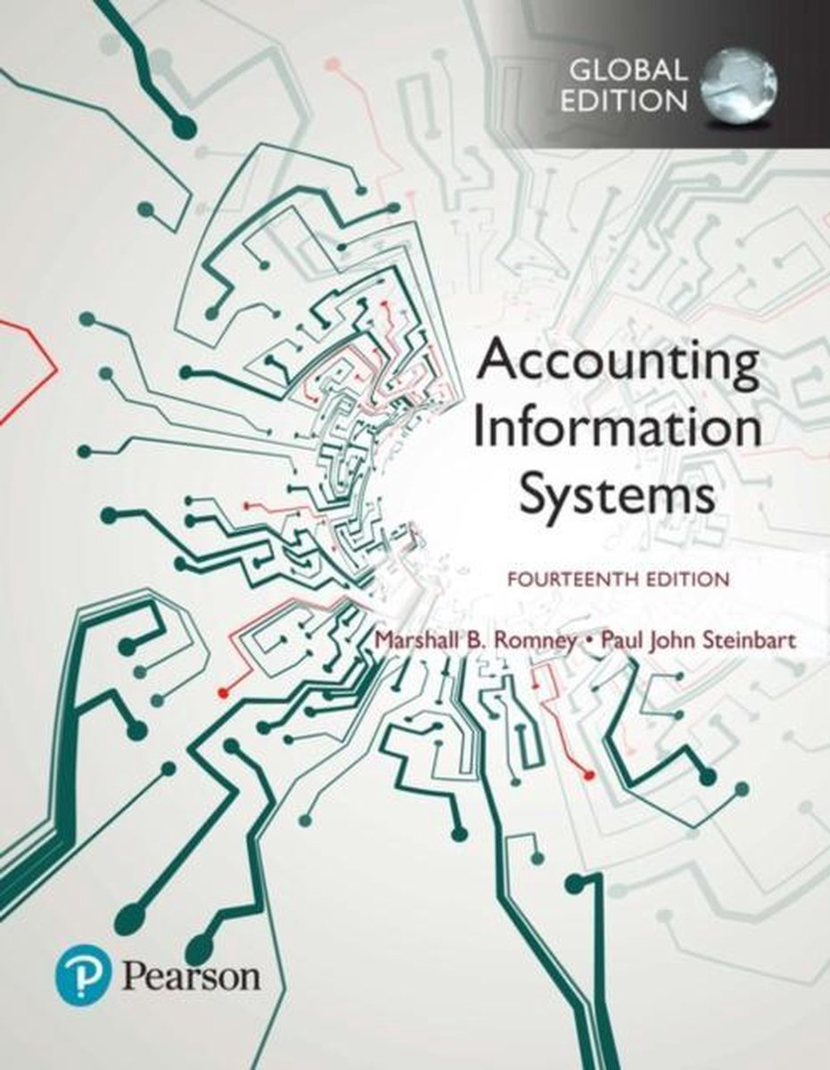 Accounting Information Systems, Global Edition - Patrick Wheeler