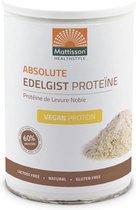 Mattisson - Vegan Absolute Edelgist Proteïne Poeder 60%