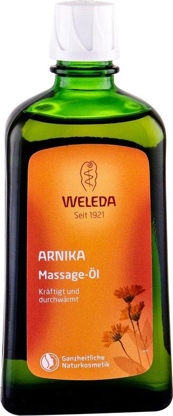 Weleda Arnica Sport Massageolie - 200 ml - Biologisch - Weleda