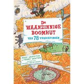 Boek cover De waanzinnige boomhut 6 - De waanzinnige boomhut van 78 verdiepingen van Andy Griffiths (Hardcover)