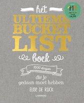 Bucketlist  -   Het ultieme Bucketlist Boek