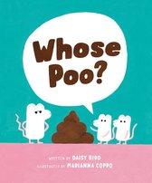 Omslag Whose Poo?