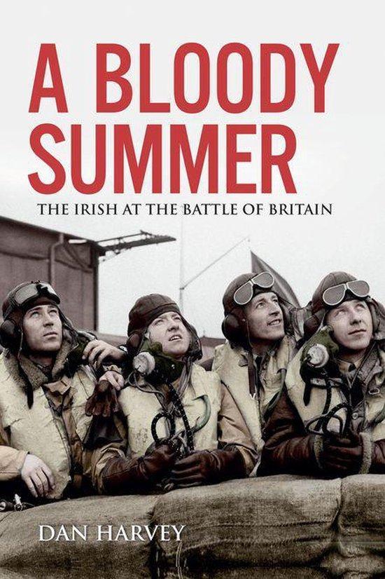 Boek cover A Bloody Summer van Dan Harvey