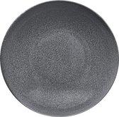 Iittala Teema Tiimi dotted grey diep bord 20cm