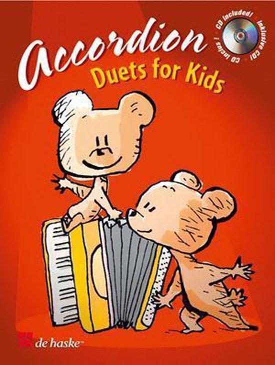 Accordion Duets for Kids - D. Goedhart |