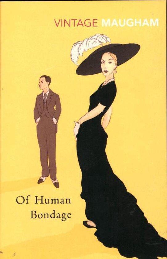Boek cover Of Human Bondage van W. Somerset Maugham (Paperback)