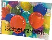Wh Schetsboek ballon 20 x a4